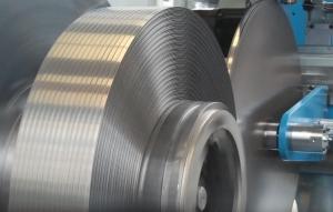 Herstellung kernloser Coils ohne Stützflansche